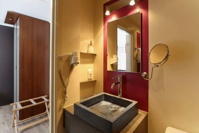 Doppel- oder Zweibettzimmer – Standard